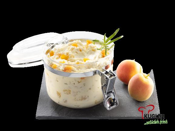 Aprikosen-Rosmarin-Frischkäse