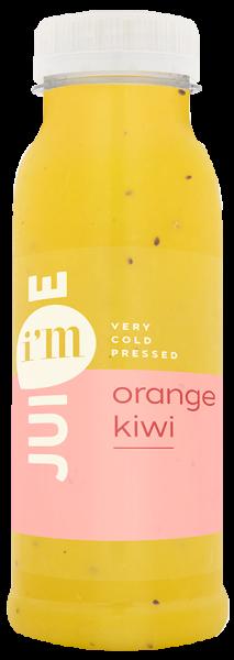 Orangen-Kiwisaft frisch gepresst 0,25l