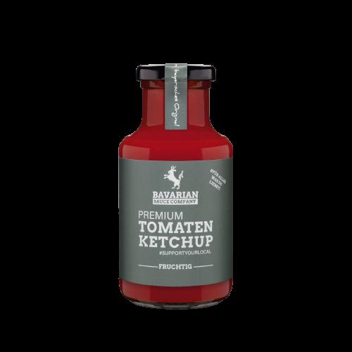 """Tomaten Ketchup """" Bavarian Sauce Company"""" 250 ml"""