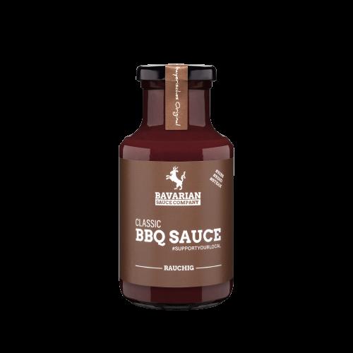 "BBQ Sauce ""Bavarian Sauce Company"" 250 ml"