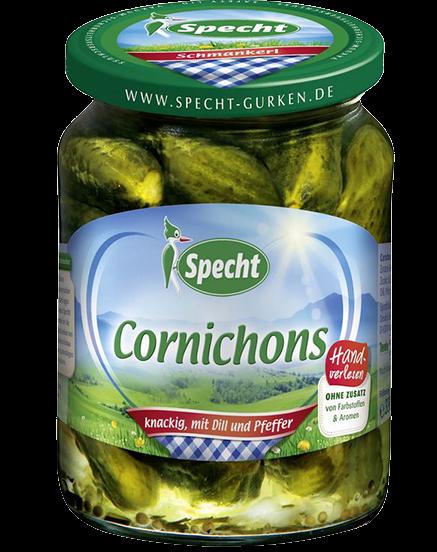 Gewürzgurken Cornichons