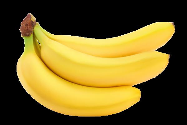 Bananen gelblich